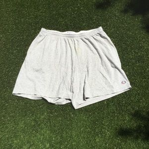 Grey Champion Men's Sweat Shorts